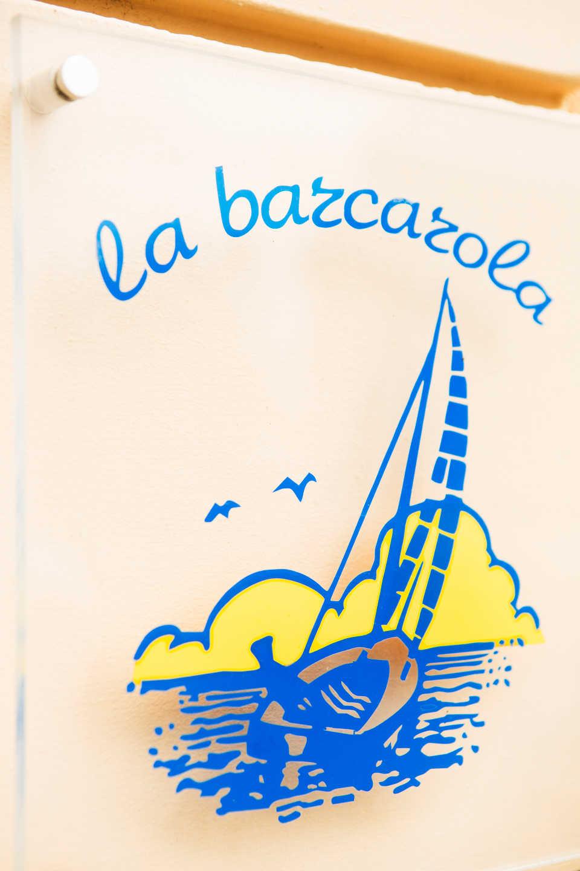 Ristorante La Barcarola Livorno_Insegna